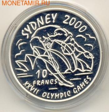 Олимпийские игры - Сидней 2000. Арт: 000052417124 (фото)