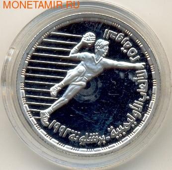 25-ые Олипийские игры 1992 - гандбол. Арт: 000048012038 (фото)