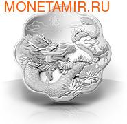 Канада 15 долларов 2012. Год Дракона.