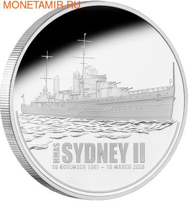 """Крейсер """"HMAS Sydney II"""". Арт: 000243719196 (фото)"""