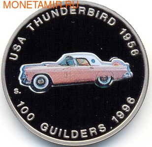 "Форд-""Ford Thunderbird 1956"""