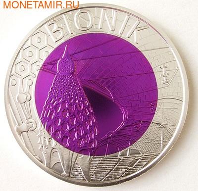 """Австрия 25 евро 2012. """"Бионика"""". (фото)"""