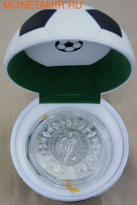 Либерия 100 долларов 2006 Футбол Чемпионат Мира Германия 2006 (Пазл).Арт.009054240302/60 (фото)