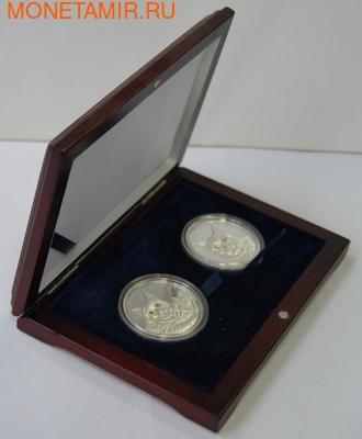 "Набор монет ""Рысь"". Арт: 111500019920 (фото)"
