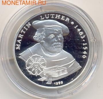 1000 франков. Martin Luther (фото)