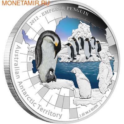 """Австралийские Антарктические территории: """"Имперские Пингвины"""". Арт: 000275140616"""