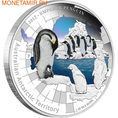 """Австралийские Антарктические территории: """"Имперские Пингвины"""". Арт: 000275140616 (фото)"""