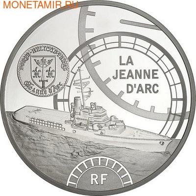 "Вертолётоносец-""Жанна д'Арк""- Великие корабли Франции (фото)"