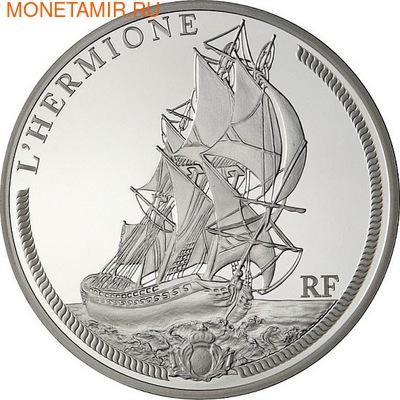 "Фрегат ""Гермион""-Великие корабли Франции (фото)"