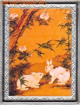 Пекинская картинная галерея-Кролики (фото)