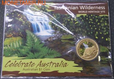 Редкие животные Австралии ( серия Celebrate Australia)-Тасманский дьявол.