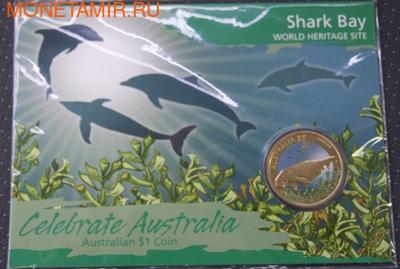 Редкие животные Австралии (серия Celebrate Australia)-Морская корова. (фото)