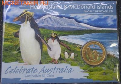Пингвин.Редкие животные Австралии (серия Celebrate Australia)-Пингвин. (фото)