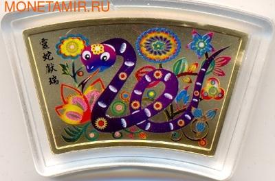 Серия лунный календарь-Год змеи. (фото)
