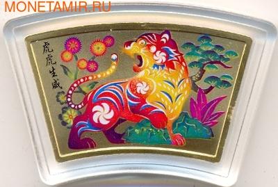 Серия лунный календарь-Год тигра.
