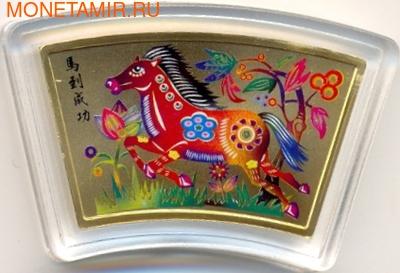 Серия лунный календарь-Год лошади. (фото)