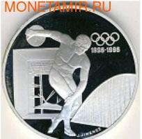 Летние Олимпийские игры 1996 в Атланте. Метание диска. Арт: 000062212372 (фото)