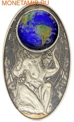 Монета апокалипсиса. Атлант (фото)