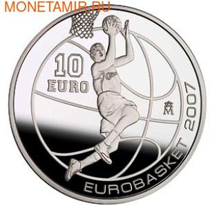 Чемпионат Европы по баскетболу 2007. Арт: 000115541661 (фото)