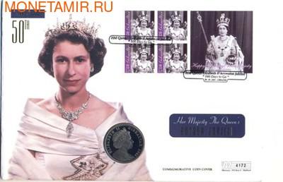 Елизавета II- золотой юбилей. Арт: 000023141676 (фото)
