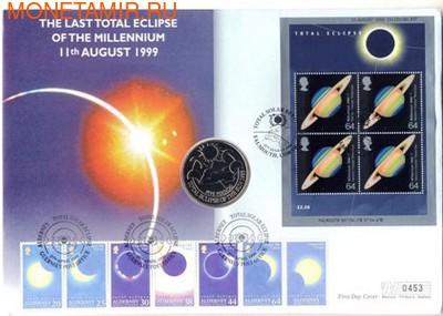 Солнечное затмение 1999г. (фото)