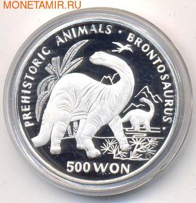 Доисторическое животное-Бронтозавр. Арт: 000201238741 (фото)
