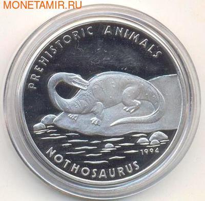 Доисторическое животные- Нотозавр. Арт: 000171938730 (фото)
