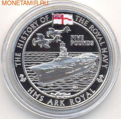 История Королевского Флота, HMS Ark Royal. Арт: 000100042442 (фото)