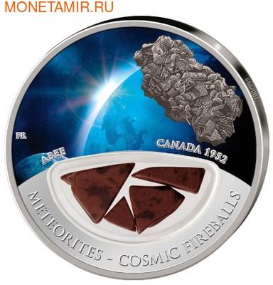 Фиджи 10 долларов 2012.Метеорит – Эйби (ABEE) серия Метеориты и Кометы.Арт.000297943170/60 (фото)