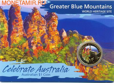 Редкие животные Австралии ( серия Celebrate Australia)- Лягушка.