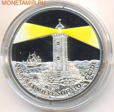 Маяк. Демократическая Республика Конго 10 франков 2006. Арт: 000108340555 (фото)