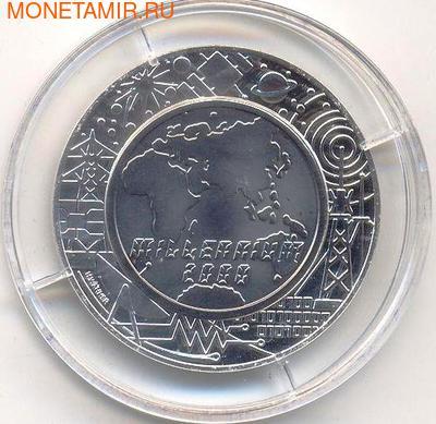 Миллениум - 2000. Австрия 100 шиллингов 2000. (фото)