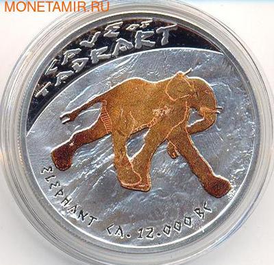 Слон. Ниуэ 1 доллар 2011. (фото)