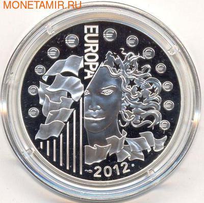 Франция 10 евро 2012. Европа 2012.