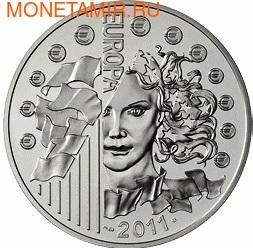 Франция 10 евро 2011. Европа 2011 (фото)