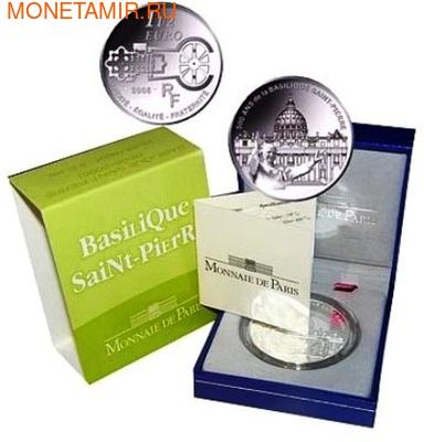 Франция 1 1/2 евро 2006. 500 лет Базилике Сан-Пьер
