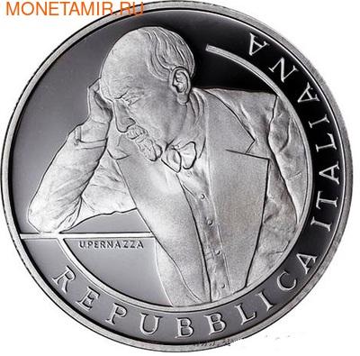 Италия 10 евро 2013. Луиджи Пиранделло (фото)