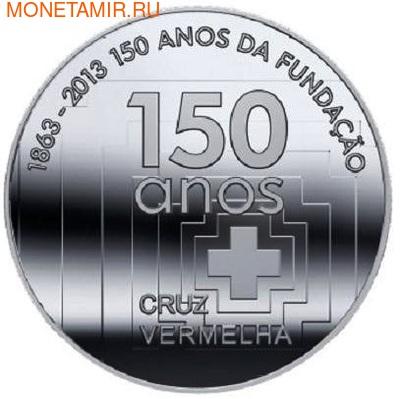 Португалия 2,5 евро 2013.Международный красный крест.Арт.60 (фото)