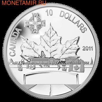 Канада 10 долларов 2011. Шоссе Героев (фото)