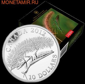 Канада 10 долларов 2012. Богомол (фото)