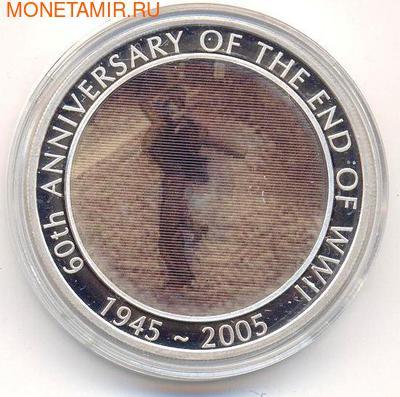 "Австралия 1 доллар 2005. ""Танцующий человек"" (фото)"