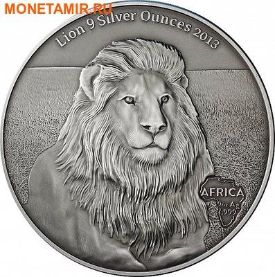 Габон 10000 франков 2013. «Лев».Арт.000345246967 (фото)