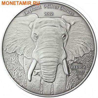 Габон 10000 франков 2012. «Слон».Арт.002223346920 (фото)