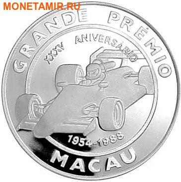 Макао 500 патак 1988.«35-лет Гран-При Макао 1954-1988.Формула-3». (фото)