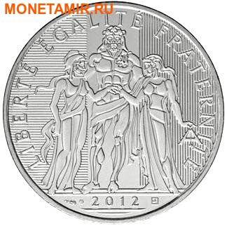 Франция 10 евро 2012. Геракл – серия «Геркулес».Арт.000108039108 (фото)