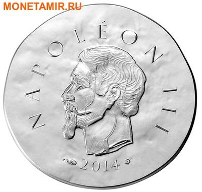 Франция 10 евро 2014. Король Наполеон III – серия 1500 лет Французской истории.Арт.000100048502 (фото)