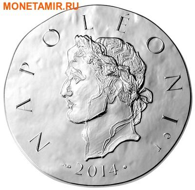 Франция 10 евро 2014. Король Наполеон I – серия 1500 лет Французской истории.Арт.000100048495 (фото)