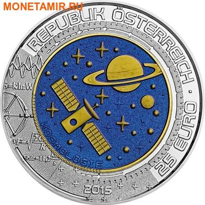 Австрия 25 евро 2015.Космология.Арт.000100050309/60