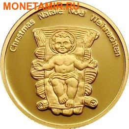 Конго 20 франков 2005.Рождество Христово. (фото)