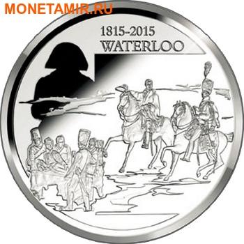 Бельгия 10 евро 2015.200 лет битвы при Ватерлоо.Арт.000100050817/60 (фото)